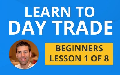 [NEW Free Video Series] Learn to Day Trade