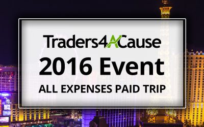 "A Chance to Win an ""All Expenses Paid"" Trip to the Traders4ACause 2016 Conference"