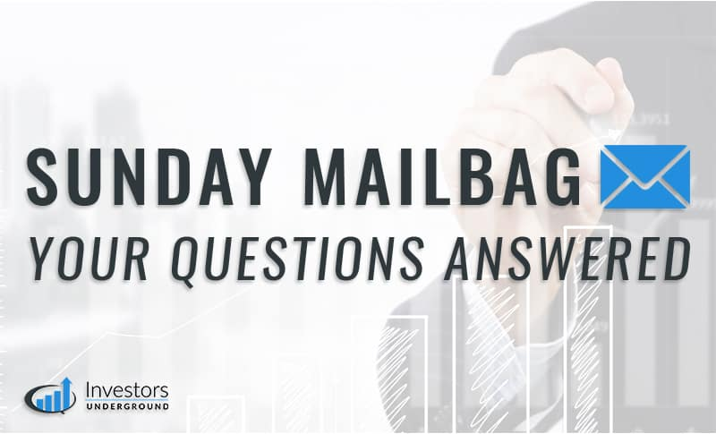 Sunday Mailbag: Your Questions Answered!