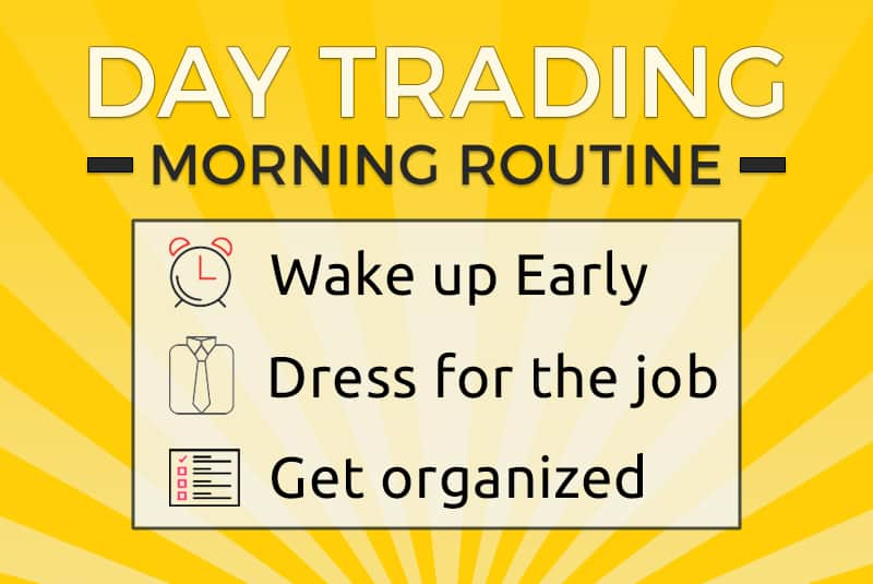 Daytrader Morning Routine