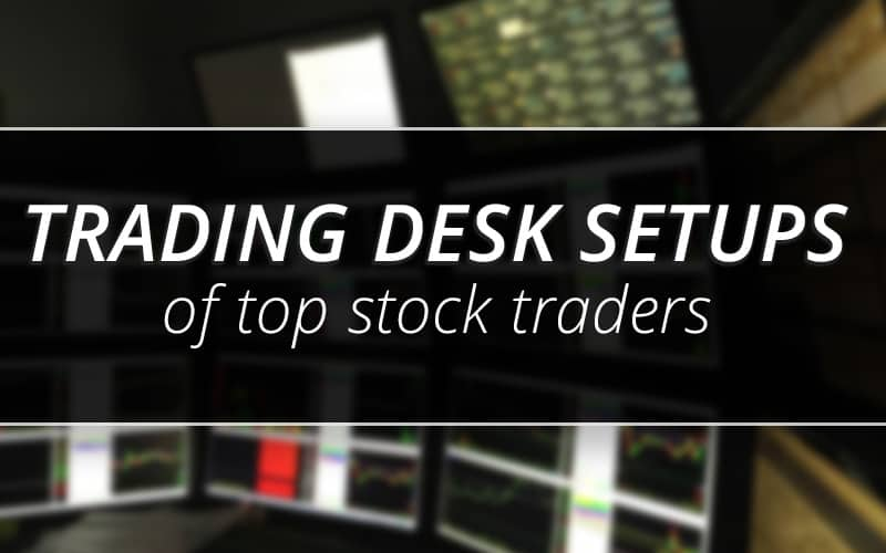 A Front Row Seat to 24 Epic Trading Desks