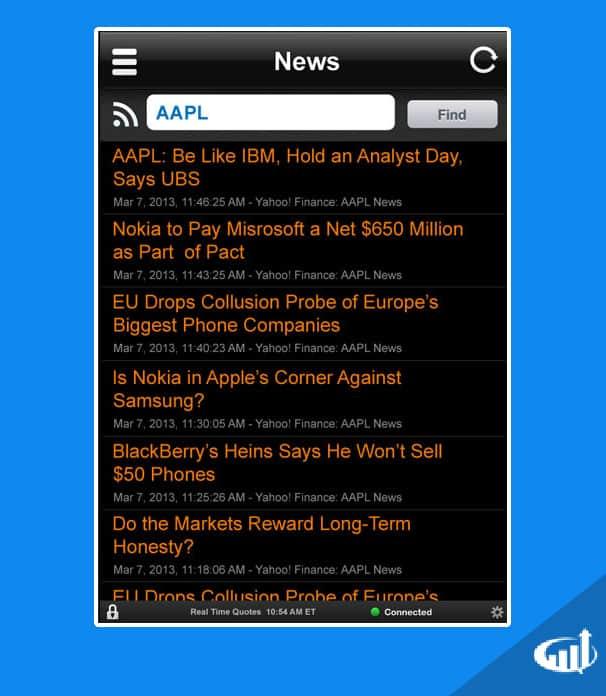 Stock Platform News