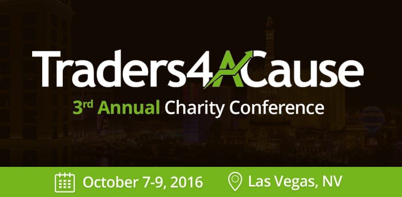 Traders4ACause 2016: Learn from the Best and Connect With Traders