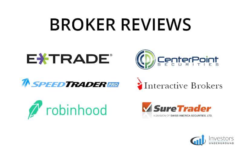 Stock Broker Reviews