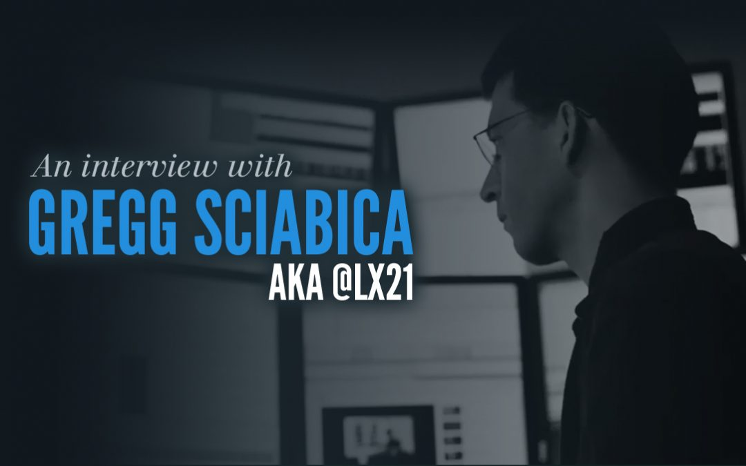 Exceptional Trader's Interview w/ Gregg Sciabica (@lx21)