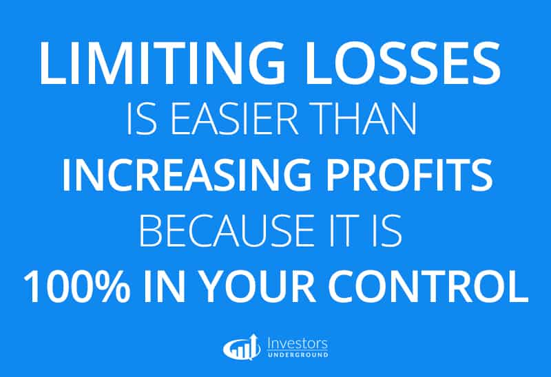 Cutting Losses