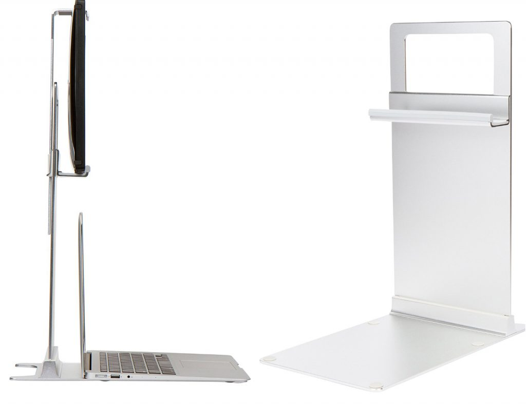 USB Monitor Desk Stand