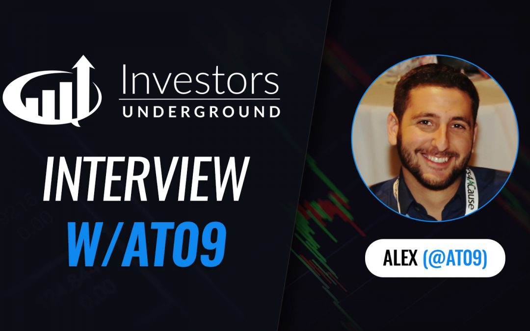Interview With Alex (@AT09) 22-Year Old Successful Day Trader