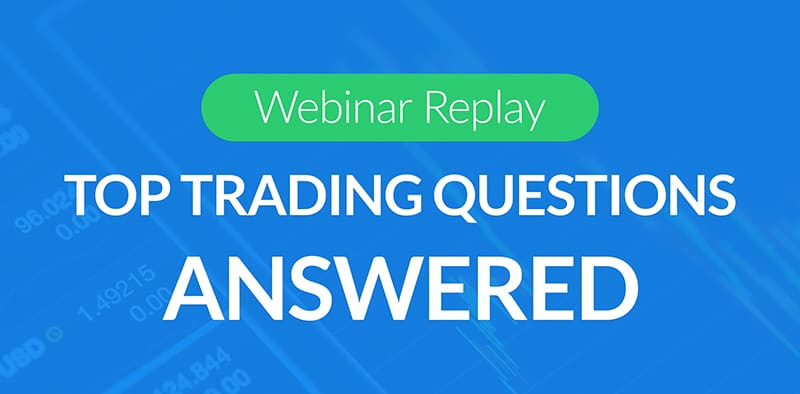 [FREE WEBINAR] Day Trading Q&A Session