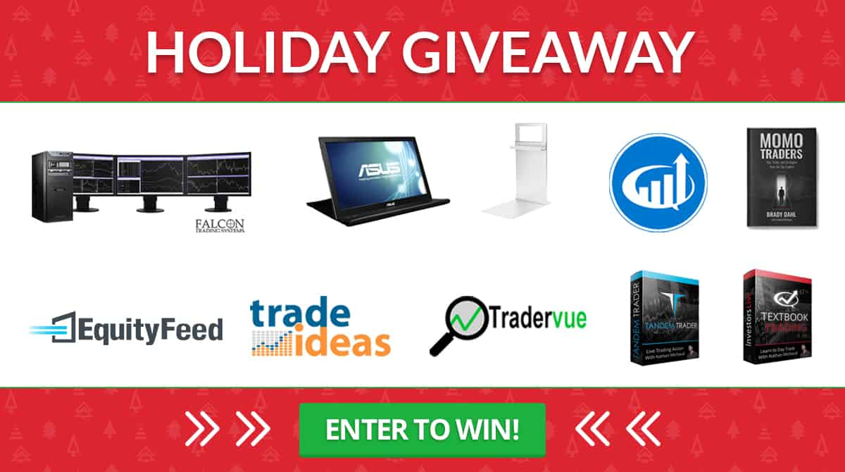 Holiday Giveaway | Investors Underground