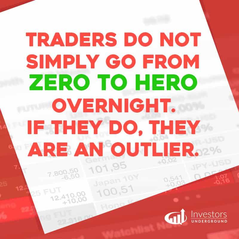 Trading Journey