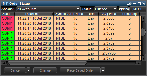 MTSL Trades 2