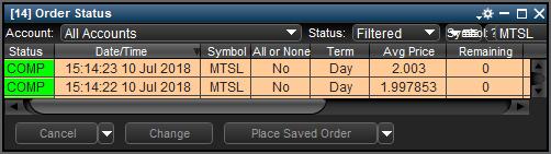 MTSL Trades 3