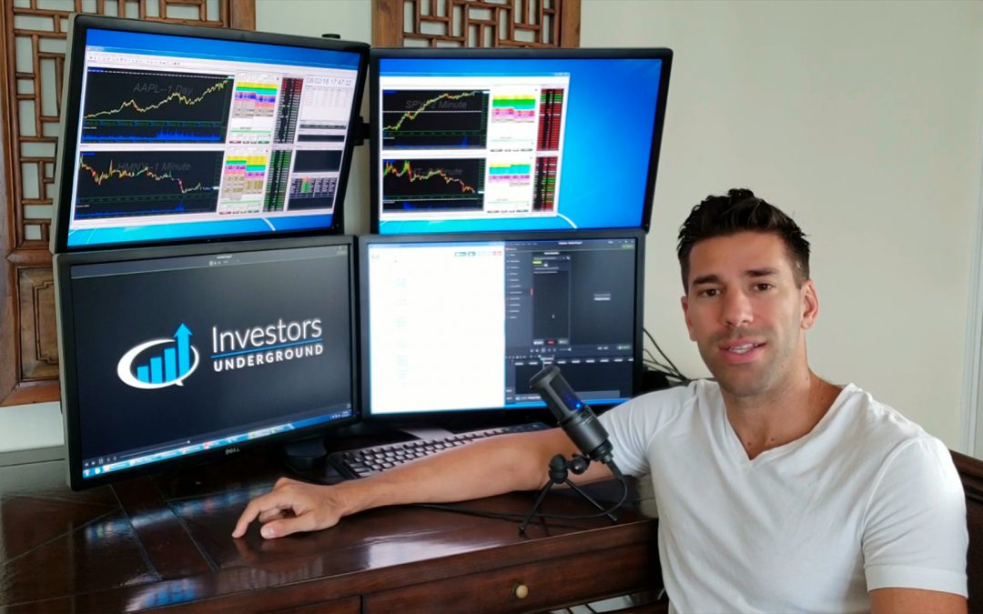 BIG Changes at Investors Underground