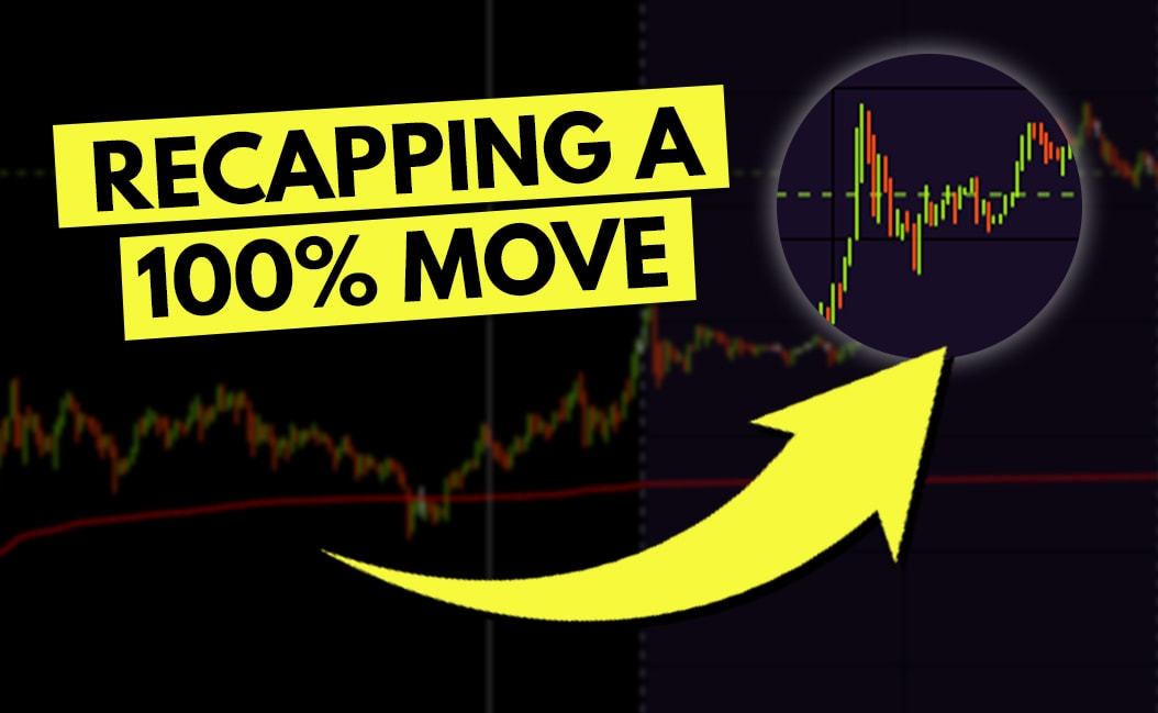 Recapping a WILD Trading Day! ($NBEV $AWSM $CRON and More) + Free Chat Logs