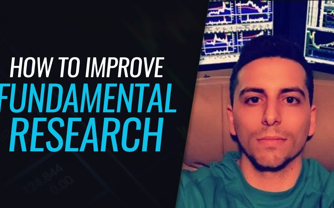 [AUDIO BLOG] How to Improve Fundamental Research