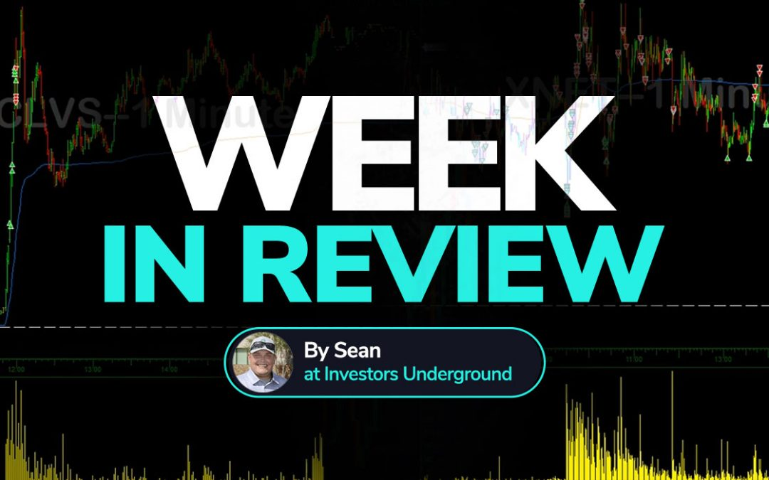 Week in Review: March 9-13, 2020