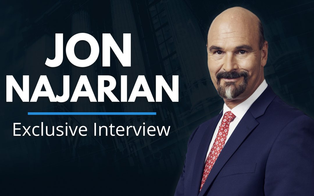 [INTERVIEW] Jon Najarian Talks Stocks, Grant Cardone & Market Rebellion
