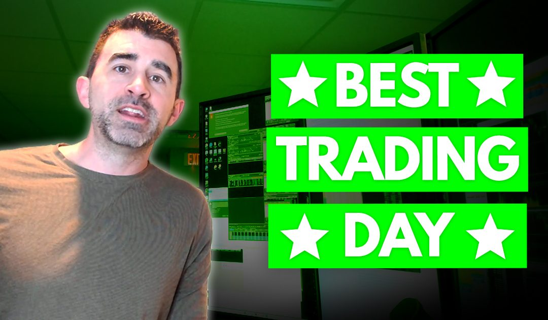 What is Boxing A Stock? The Best Trading Day of 2020 & Trade Recap