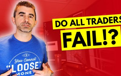 Do ALL Day Traders FAIL?