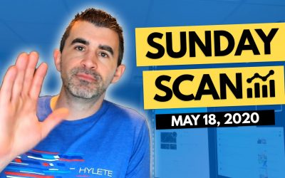 Free Scan Sunday: Stocks to Watch for Monday May 18, 2020