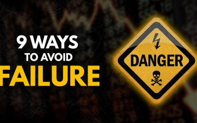 9 Things Traders NEED to Do to Avoid Catastrophic FAILURE